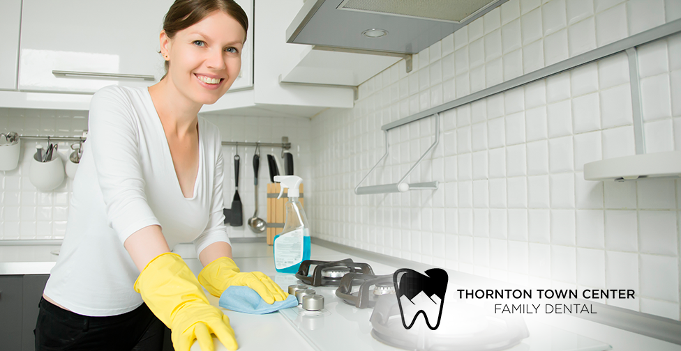 Cleaning and Disinfecting Your Home Part 3